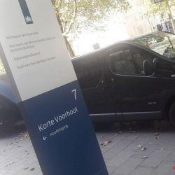 2018.10.12 | Den Haag - Ministerie van Financien