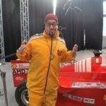 Ali G lookalike entertainer special guest