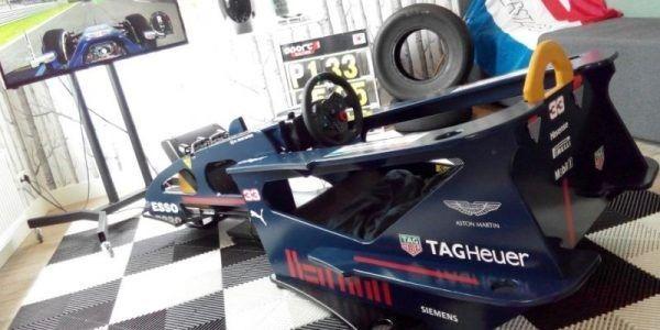 cockpit max blauw f1