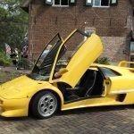 Lamborghini rijden Italiaans themafeest