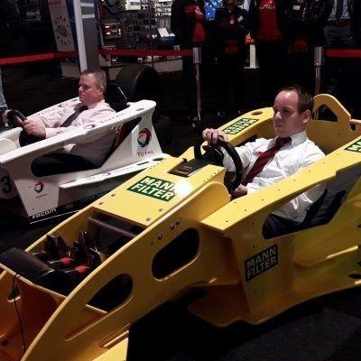 cockpit geel