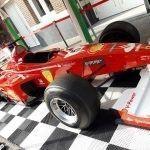 racesimulator rood f1 race simulator huren