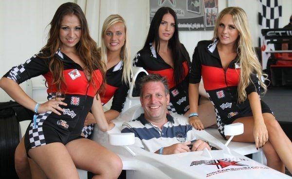 Grid Girls Boeken Formule 1