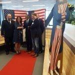 Obama lookalike USA