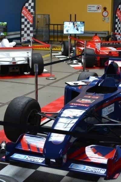 f1 themafeest autosport