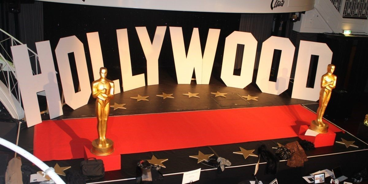 hollywood themafeest oscarbeelden huren thema