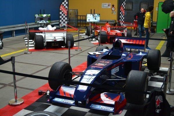 f1 race simulator deventer