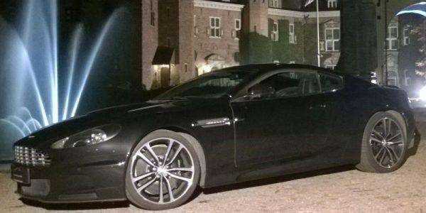 aston martin cars showcar 007