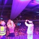 village people ymca fout feest