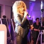 Tina Turner lookalike