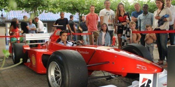 fc twente race simulator