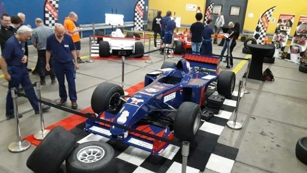 f1 huren race simulator evenement