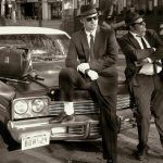 www.CARSandSTARS.NL Blues Brothers double lookalikes show (2)