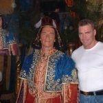 Arnold Schwarzenegger lookalike