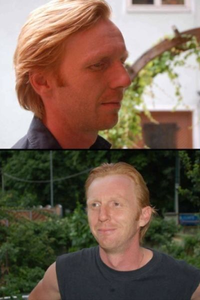 Boris becker lookalike