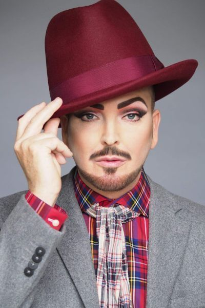 Boy George lookalike tribute