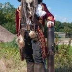 Captain Teague lookalike pirates
