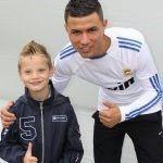 Cristiano Ronaldo dubbelganger