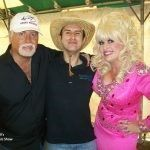 Dolly Parton lookalike soundalike Kenny rogers