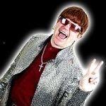 Elton John lookalike soundalike