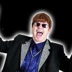 Elton John tribute soundalike