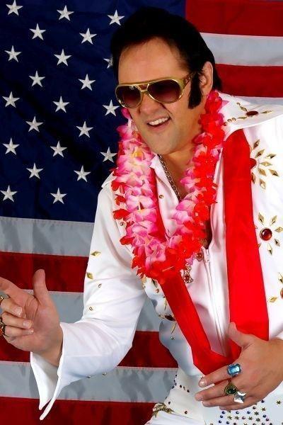 Elvis lookalike soundalike