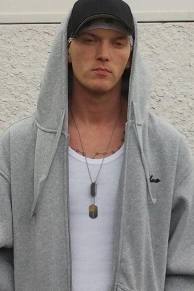 Eminem tribute lookalike