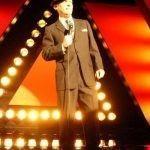 Frank Sinatra lookalike