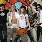 Guns N' Roses tribute