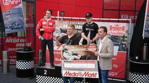 F1 presentatoren doornbos