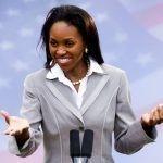 Michelle obama lookalike