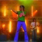 www.CARSandSTARS.nl Mick Jagger tribute lookalike