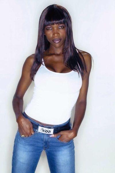 Naomi Campbell lookalike
