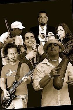 Santana tribute band