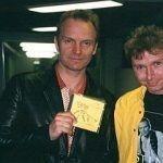 Sting tribute lookalike