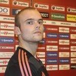 Wesley Sneijder lookalike