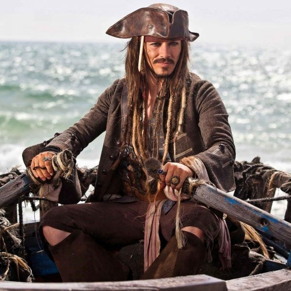 imitators jack sparrow pirates caribbean thema