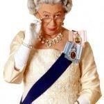 www.CARSandSTARS.nl queen elizabeth lookalike soundalike