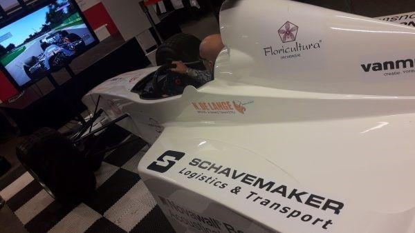 F1 logo branding livery simulator
