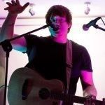 Ed Sheeran tribute lookalike