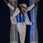 Michael Jackson lookalike tribute