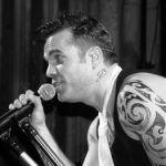 Robbie Williams Lookalike tribute