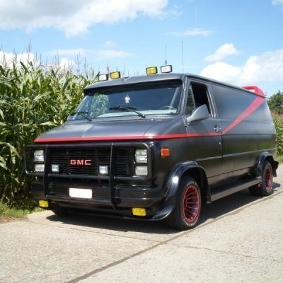 a-team bus showcar