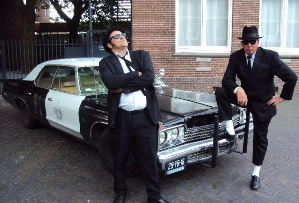 blues mobiel