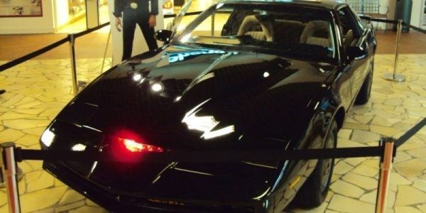 kitt knight rider showcar