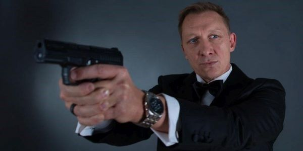 Daniel Craig james bond lookalike