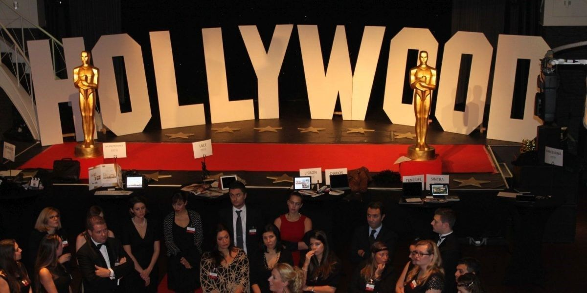 themafeest hollywood