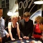 007 thema feest