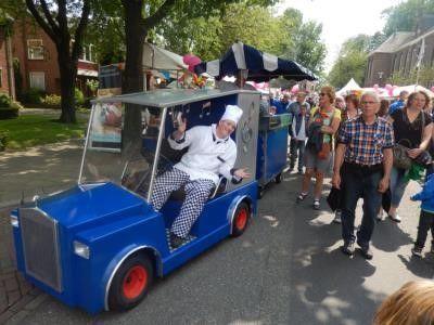 rijdende poffertjeskraam