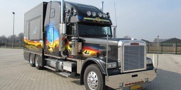 snack truck